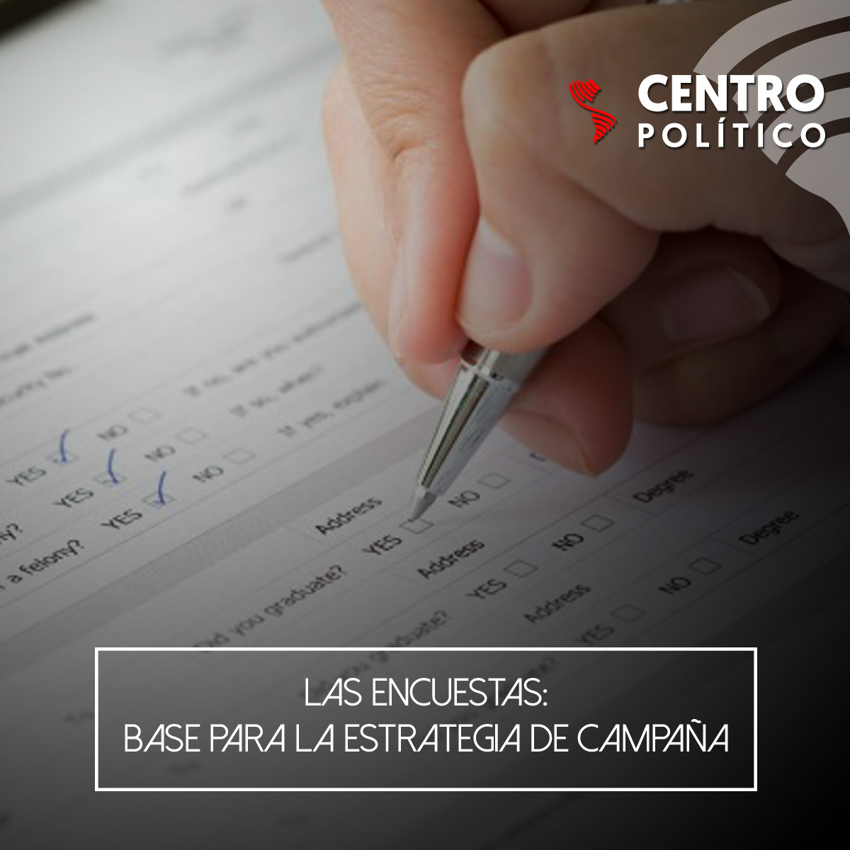 Curso de Marketing Político